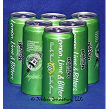 Angostura Lemon lime bitters beverage 12 fl oz ea - 6-pack