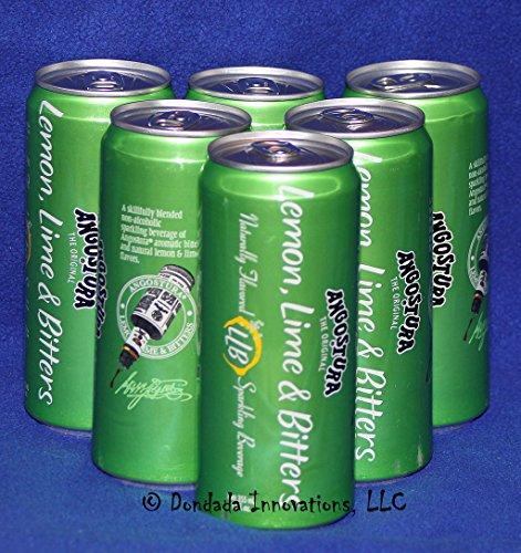 Angostura Lemon lime bitters beverage 12 fl oz ea - 6-pack ()