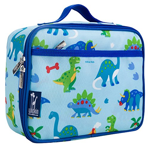 Olive Kids Dinosaur Land Lunch - Dinosaur Insulated Lunch Box
