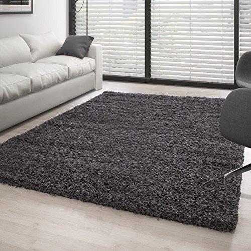 Teppich Wohnzimmer Hochflor Wohnzimmer Teppich Langflor Shaggy
