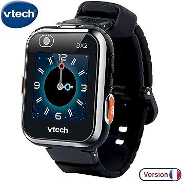 VTech- Kidizoom Smartwatch Connect DX2 Noire Reloj de Vestir ...