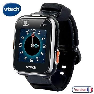 VTech- Kidizoom Smartwatch Connect DX2 Noire Reloj, Color Negro ...