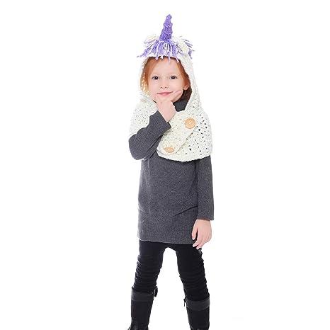 Cappello Lavorato A Maglia per Bambini b5d692a7eb54