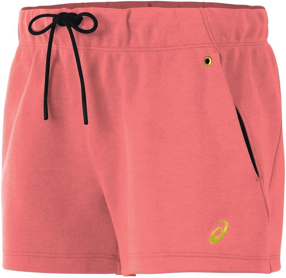 ASICS Womens Fleece Shorts