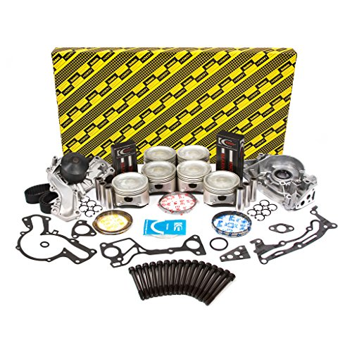 Evergreen OK5018M-3/2/2/2 01-02 Mitsubishi Montero 3.5L SOHC 24V 6G74 Master Overhaul Engine Rebuild Kit - Montero Engine
