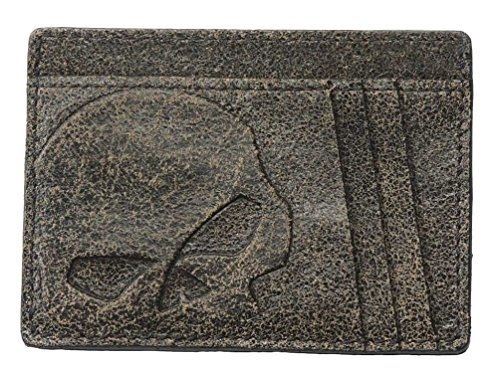 Harley Davidson Pocket Wallet Willie BM2693L TanBlk