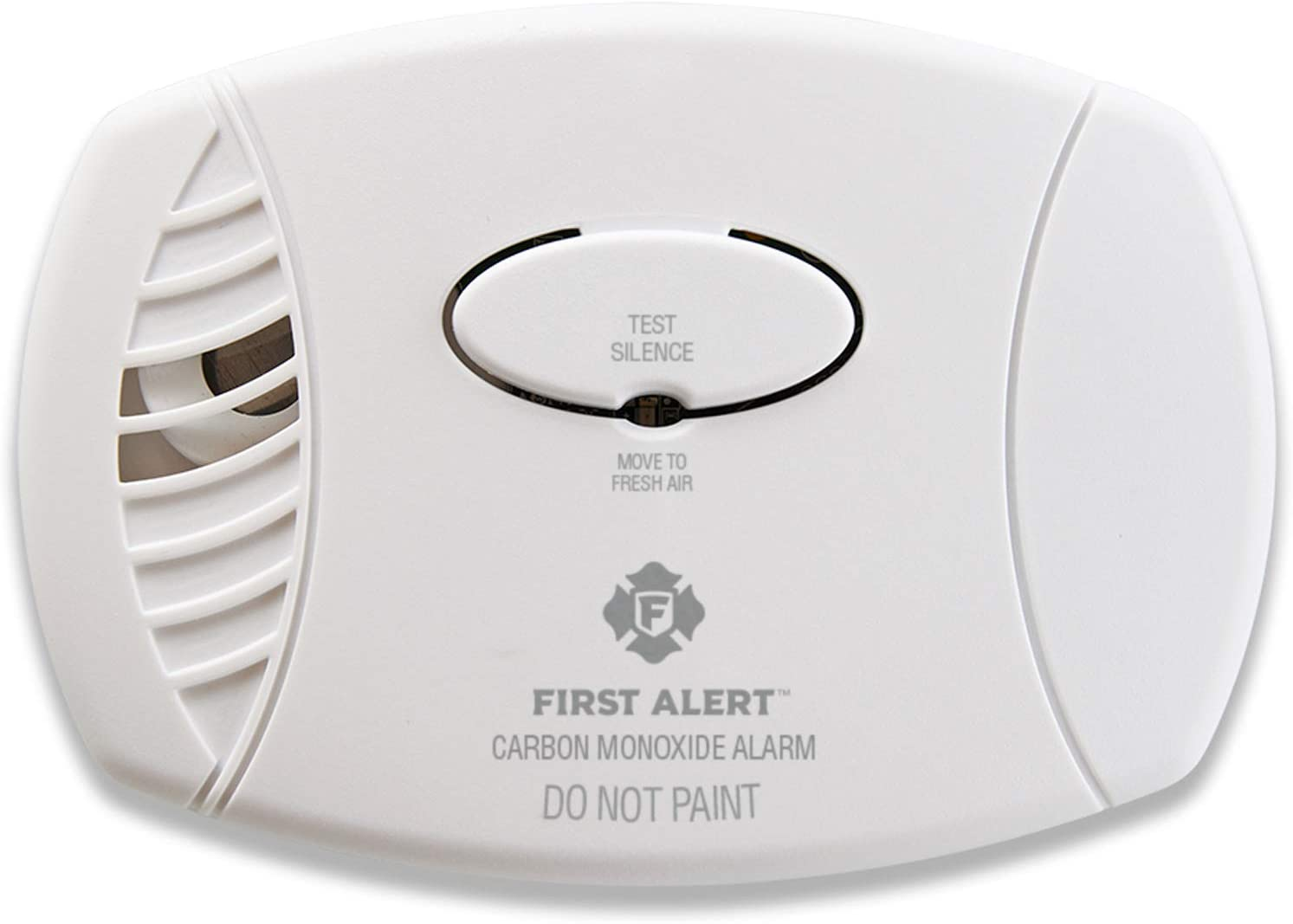 First Alert Carbon Monoxide Detector, Battery Operated, 6-Pack, CO400