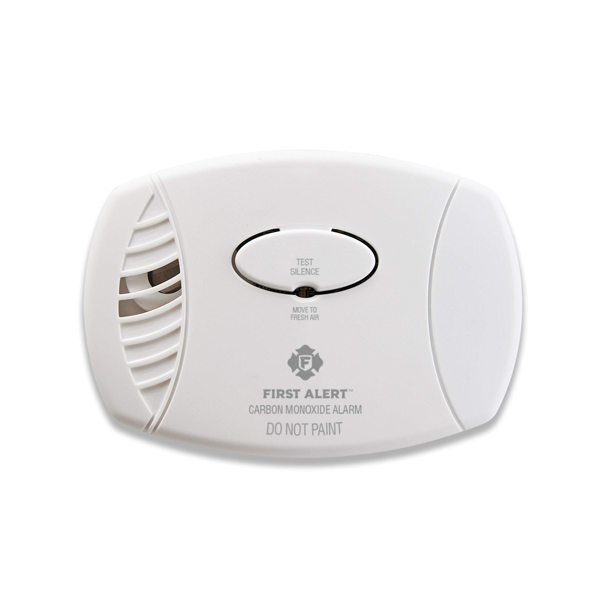 First Alert CO400 Carbon Monoxide Detector, Battery Operated, 2-Pack