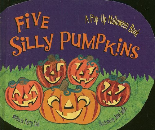 Halloween Toes Designs (Five Silly Pumpkins: A Pop-Up Halloween)