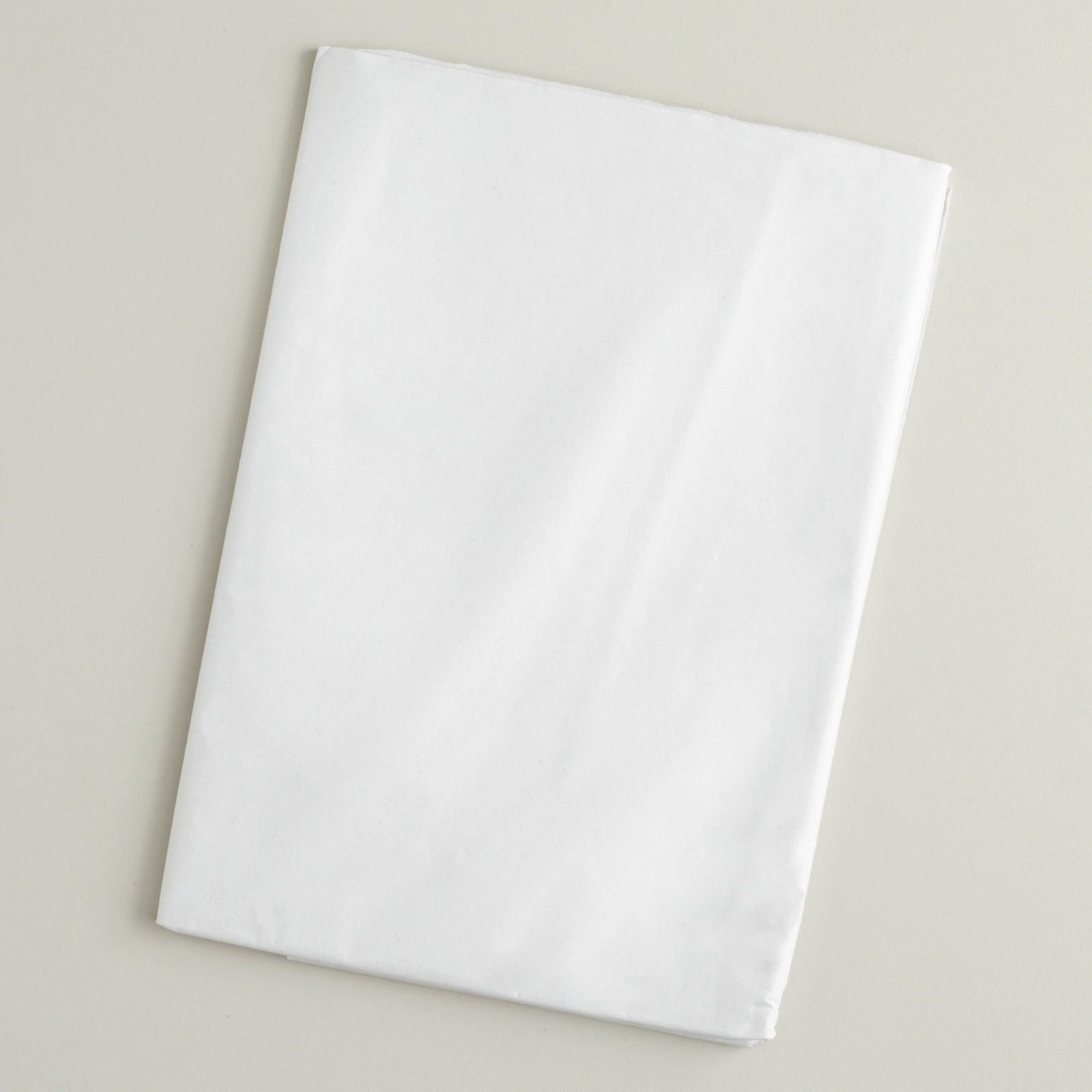 Fabricare Choice - Case Of 17X27 White Premium Tissue Paper 4,800 Sheets