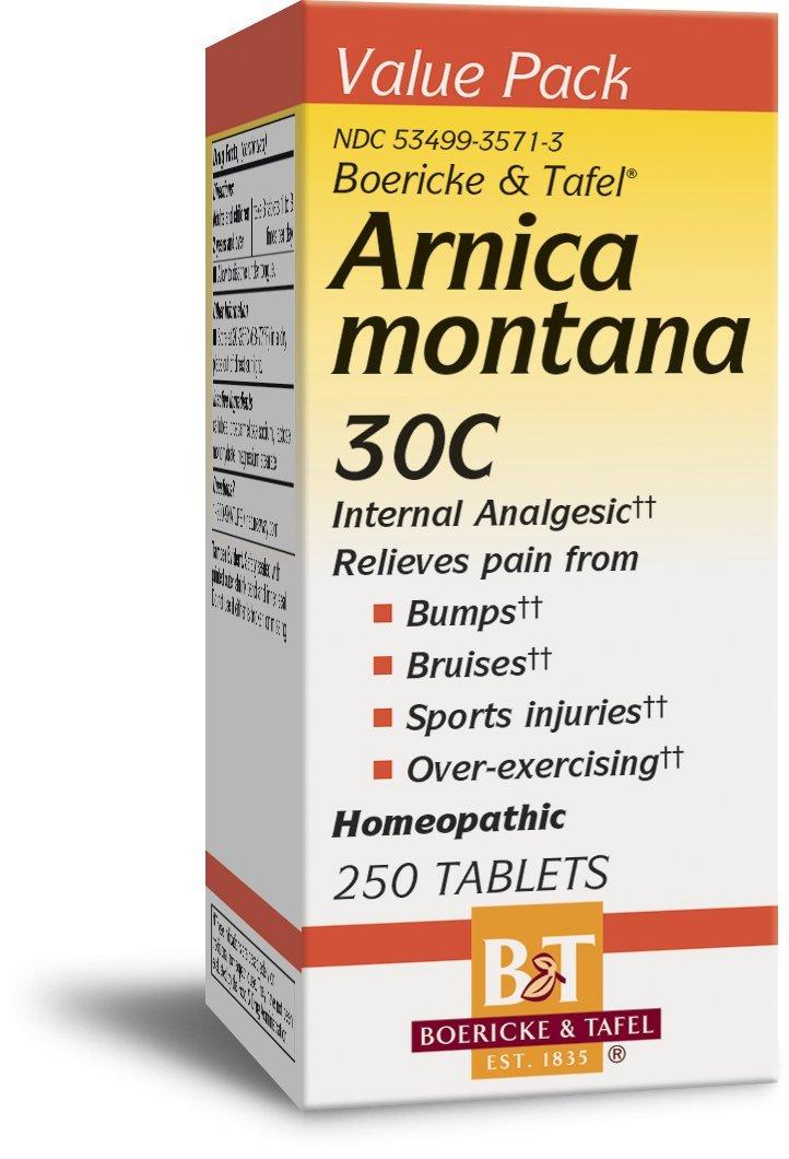 Amazon.com: boericke & Tafel Arnica Montana 30 C – -250 ...