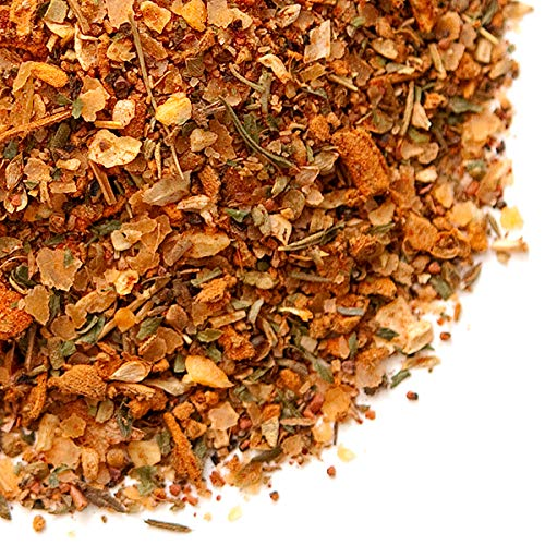 Spice Jungle Smoked Peppercorn Sage Rub - 5 lb. Bulk by SpiceJungle