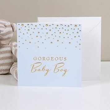 Bambino - Tarjeta de regalo para bebé con sobre: Amazon.es ...