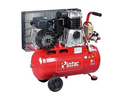 Pintuc; MK 102-25-2M 25ltr 2CV; Compresor de aire portátil,