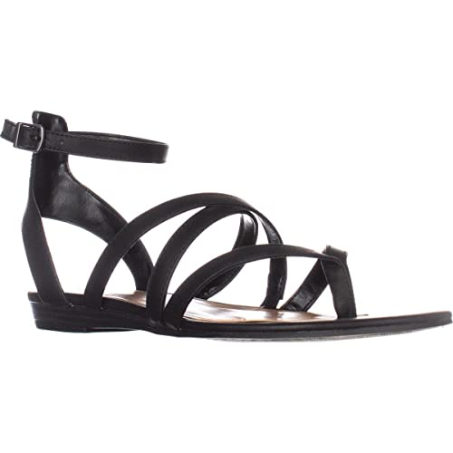 d63a71dc161f1 Style & Co. Womens Bahara Open Toe Casual Strappy Sandals