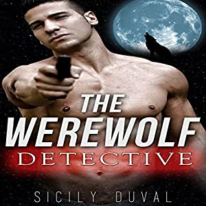Romance: The Werewolf Detective Audiobook