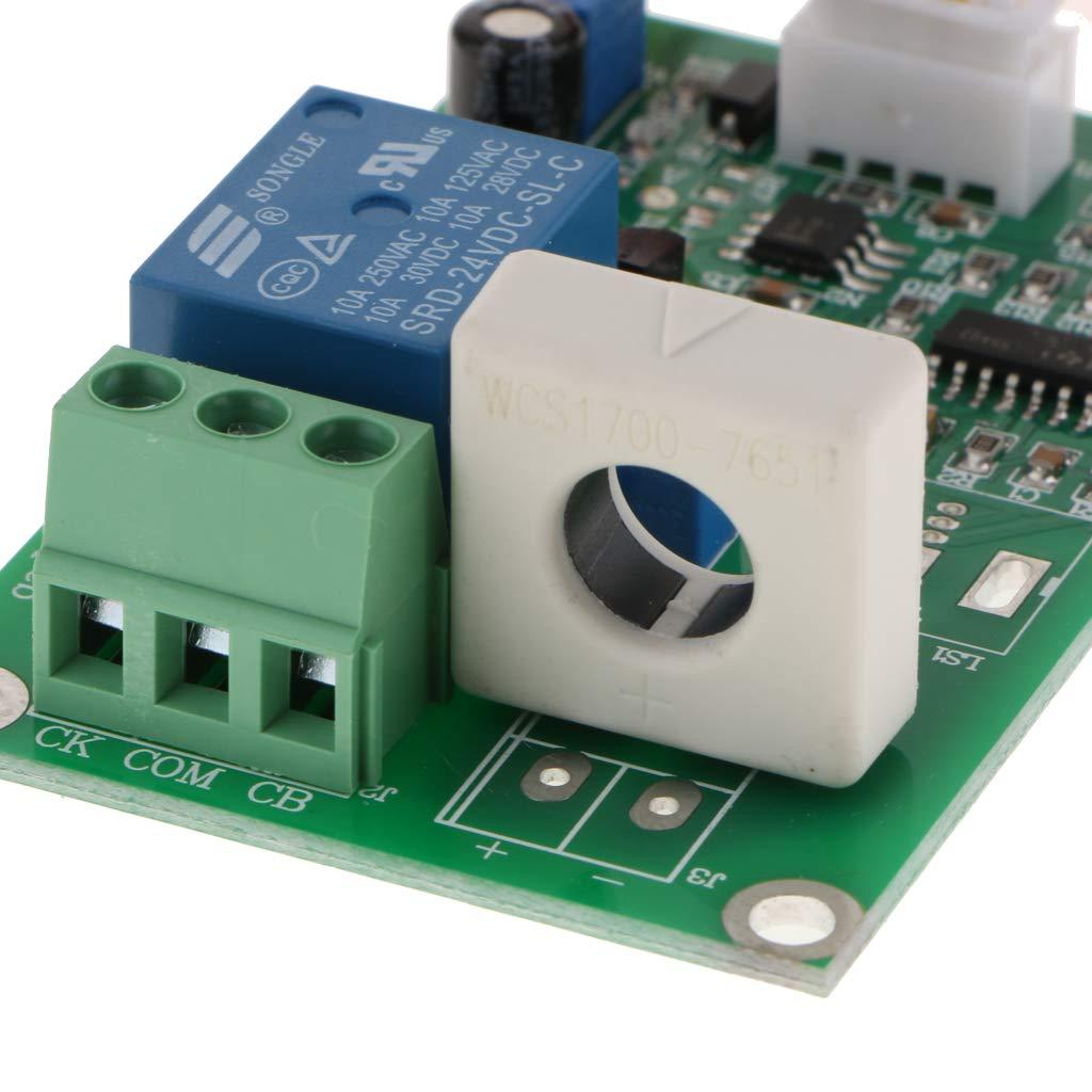 D DOLITY 0-70A WCS1700 Module Measuring Range Current Sensor Hall Board DC 12V Base Arduino