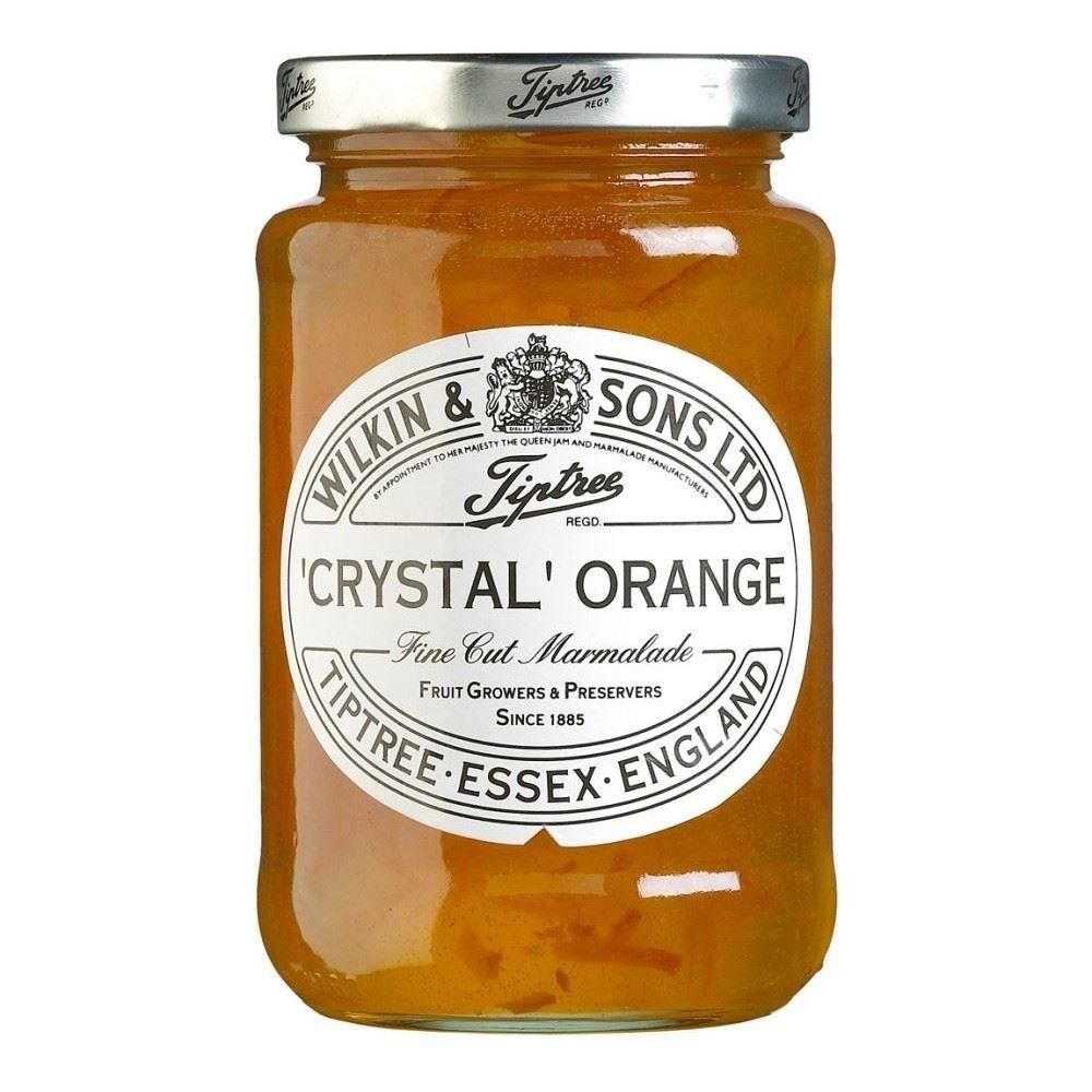 Tiptree Crystal Orange Fine Cut Marmalade (454g) - Pack of 2 by Tiptree