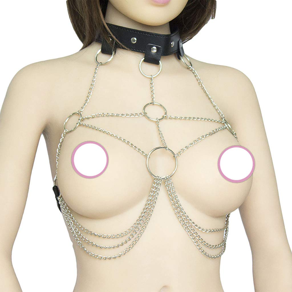 Sex Toys, Silver bondage, Ropa deportiva Silver Toys, Chain Link d9d6a7