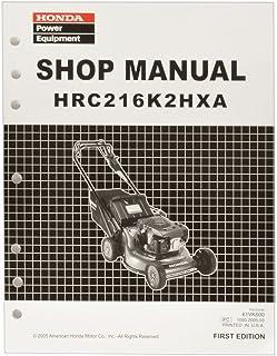 amazon com honda gx240 gx270 gx340 gx390 ut2 engine service repair rh amazon com honda gx240 service manual pdf honda gx240 workshop manual