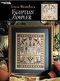 img - for Teresa Wentzler's Egyptian Sampler (Leisure Arts #3282) book / textbook / text book