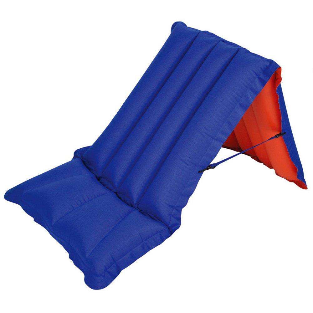 HPLL Aufblasbares Bett-einzelnes aufblasbares Bett im Freien kampierendes aufblasbares Bett-Reise-tragbares faltendes Luft-Bett-Mittagspause-feuchtigkeitsfeste Matratze