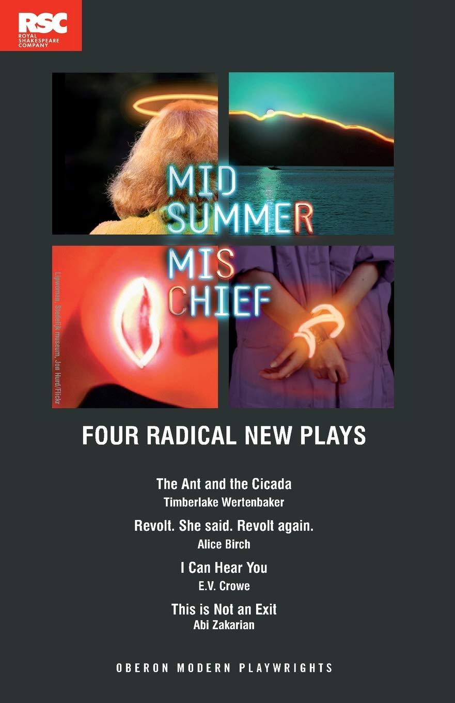 Midsummer Mischief: Four Radical New Plays (Oberon Modern Playwrights)