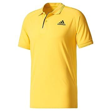 1c83b090ddae4 adidas Barricade Men Polo Camiseta  Amazon.es  Deportes y aire libre