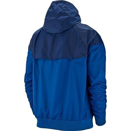 08244f06a Amazon.com: Nike Mens Windrunner Hooded Track Jacket: Clothing