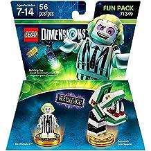 Warner Bros Lego Dimensions Beetlejuice Fun Pack