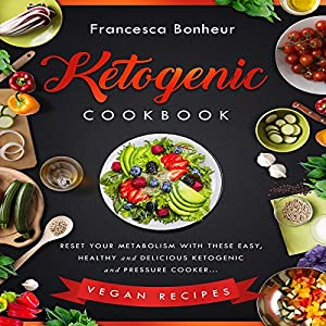 Ketogenic Cookbook Audiobook