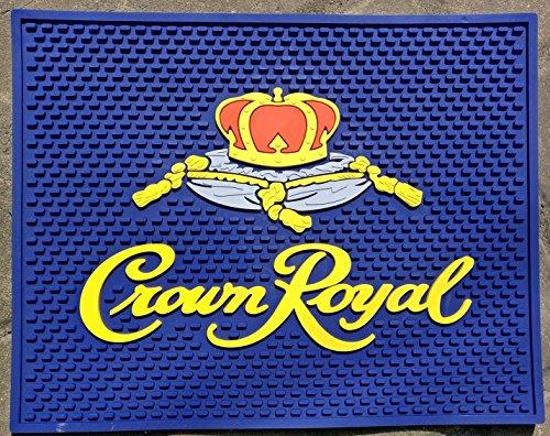 - Crown Royal Canadian Whisky Bar Mat Spill Mat Drip Mat 14
