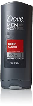 Dove Men Plus Care Deep Clean Body Wash