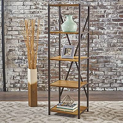 Christopher Knight Home 301291 Cabinet, Brown -  - living-room-furniture, living-room, bookcases-bookshelves - 61ijE5swuHL. SS400  -