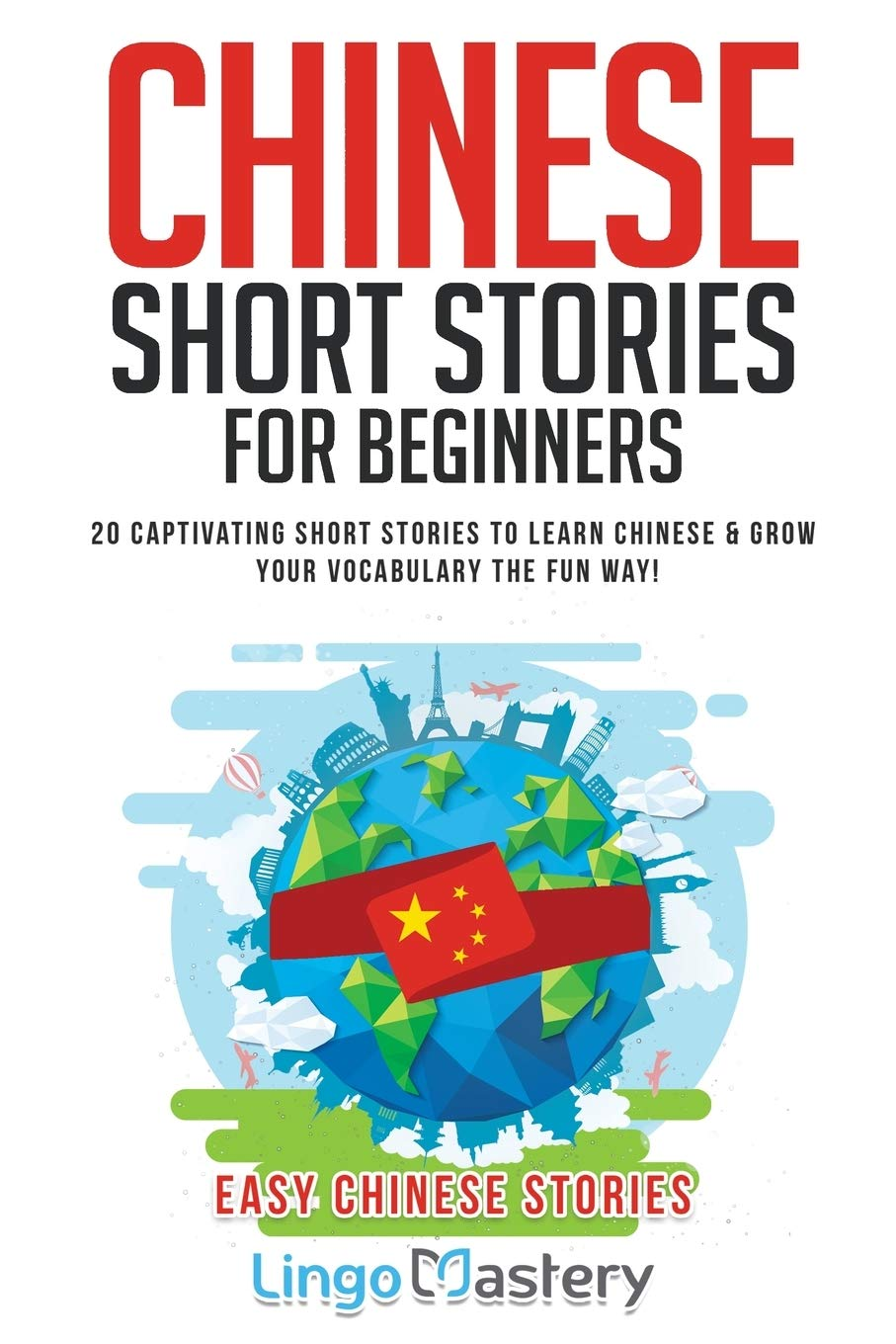 Chinese Short Stories for Beginners - Best books for learning Chinese