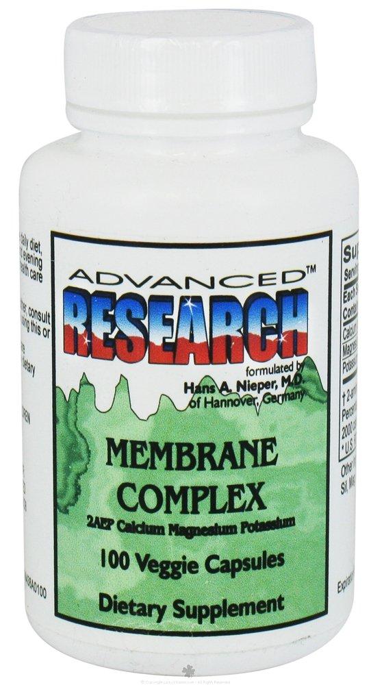 NCI DR. HANS NIEPER MEMBRANE COMPLEX, 100 CAPSULES