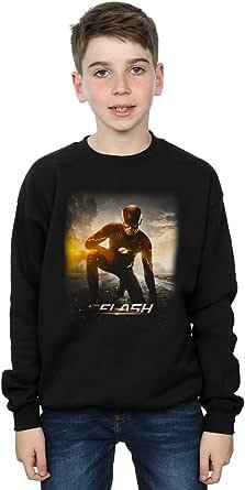 DC Comics Niños The Flash Future Road Camisa De Entrenamiento