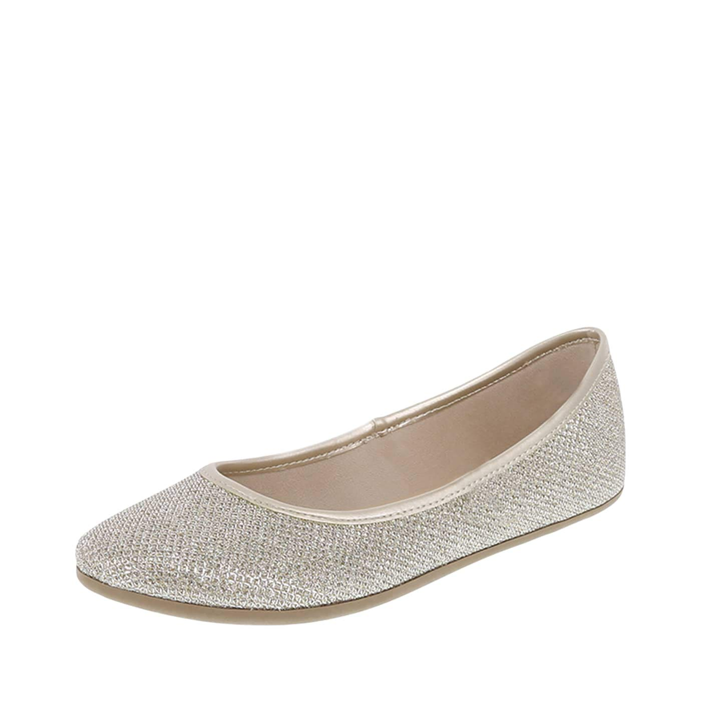 SmartFit Girls Shimmer Chelsea Flat 077888-Parent