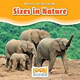 Sizes in Nature (Nature Is All Around Me (LOOK! Books TM))