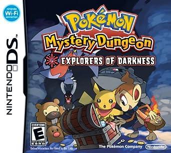 pokemon new mystery dungeon