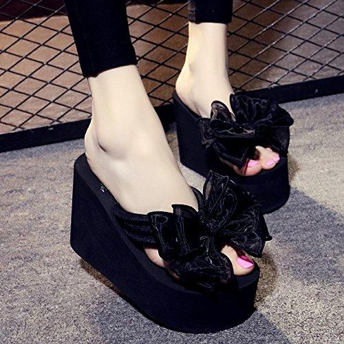 piatto pantofole estive morbida coppia donne le kaki gomma piedi e 41 morbida sandali confortevoli uomini in sandali antiscivolo Pantofole studenti infradito Gli CWJDTXD maschile a e estivi fondo 50WqPRRn