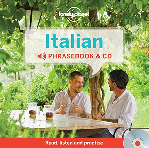 Stripe Multi Italian (Lonely Planet Italian Phrasebook and Audio CD)