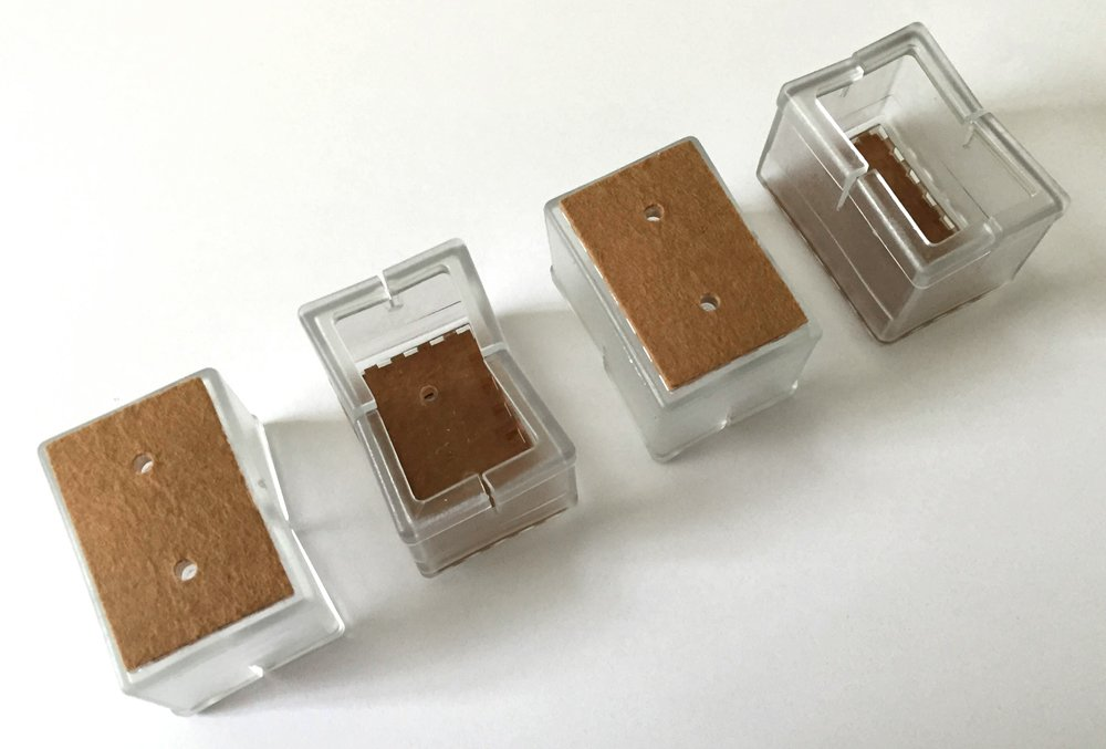 Design silicone sedia gleiter feltrini tappi proteggi pavimento