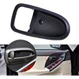 beler Left Interior Inside Door Handle Cover Trim Bezel Housing for Hyundai Elantra (Fulfilled by hermeshine)