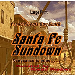 Santa Fe Sundown Audiobook