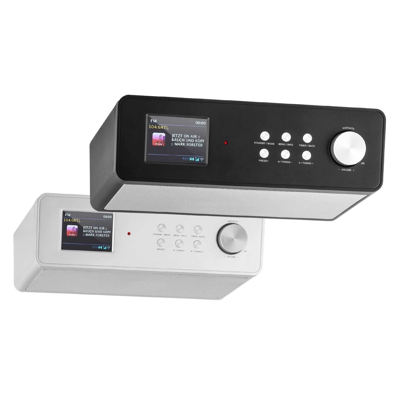 Auna KR 200 Internet Kitchen Radio Base Colour Display Amazon