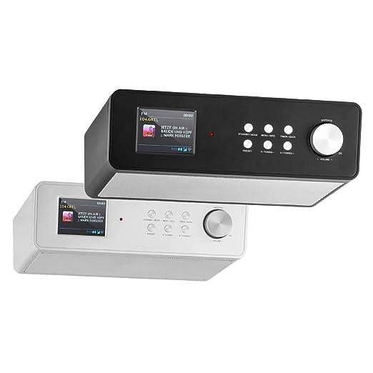 auna KR-200 - Radio de Cocina, Radio para Mueble, Dab/Dab+, FM ...