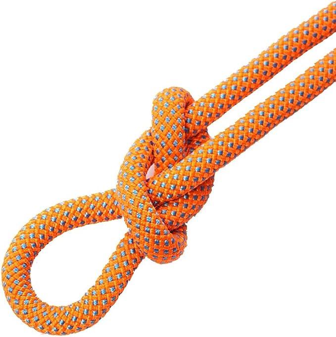 Cuerda Rappel exterior de 8 mm de cuerda aérea Trabajo cuerda ...