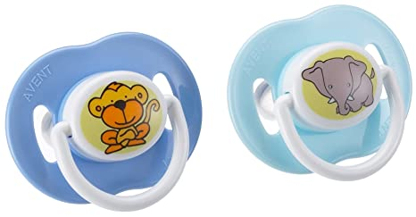 Philips Avent SCF125/12 - Chupete de silicona: Amazon.es: Bebé