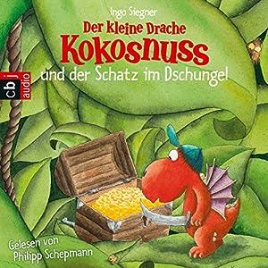 Der kleine Drache Kokosnuss und der Schatz im Dschungel (Der kleine Drache Kokosnuss 12) Hörbuch